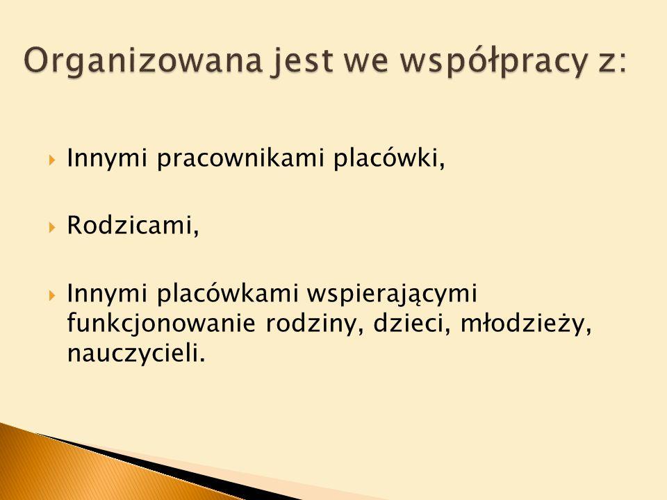 Organizowana jest we współpracy z: