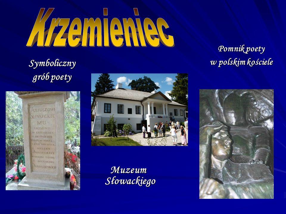 Symboliczny grób poety