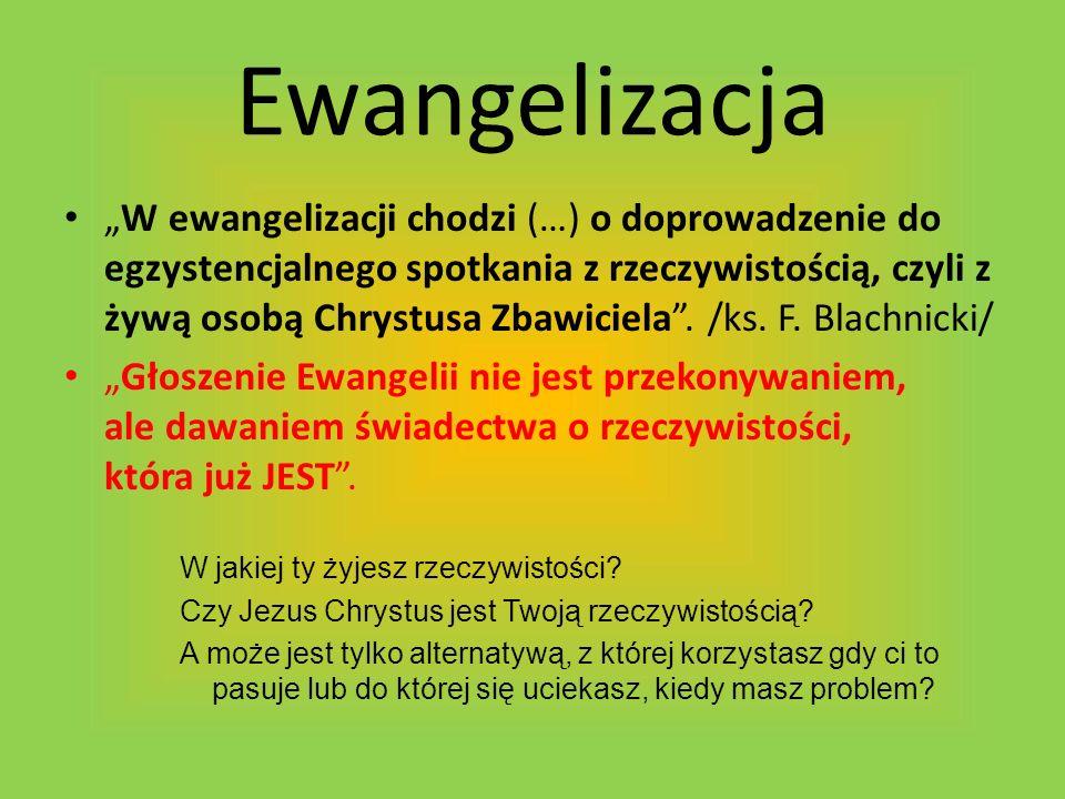 Ewangelizacja