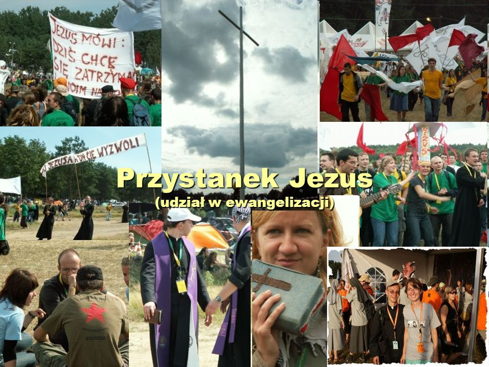 Przystanek Jezus (udział w ewangelizacji)