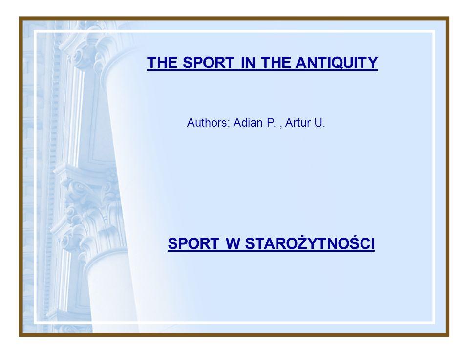 Authors: Adian P. , Artur U.