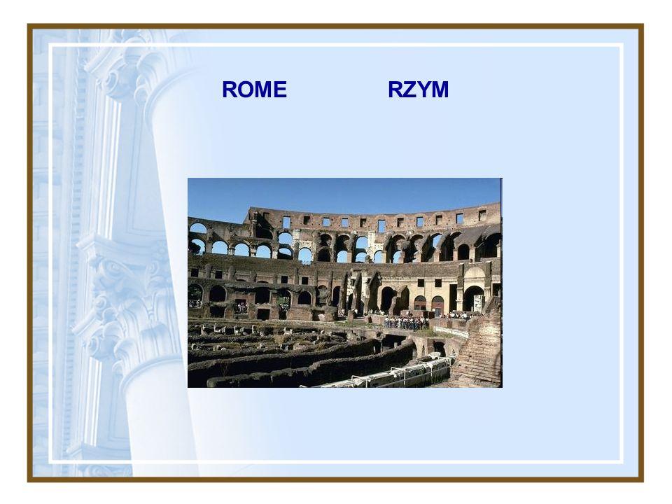 ROME RZYM