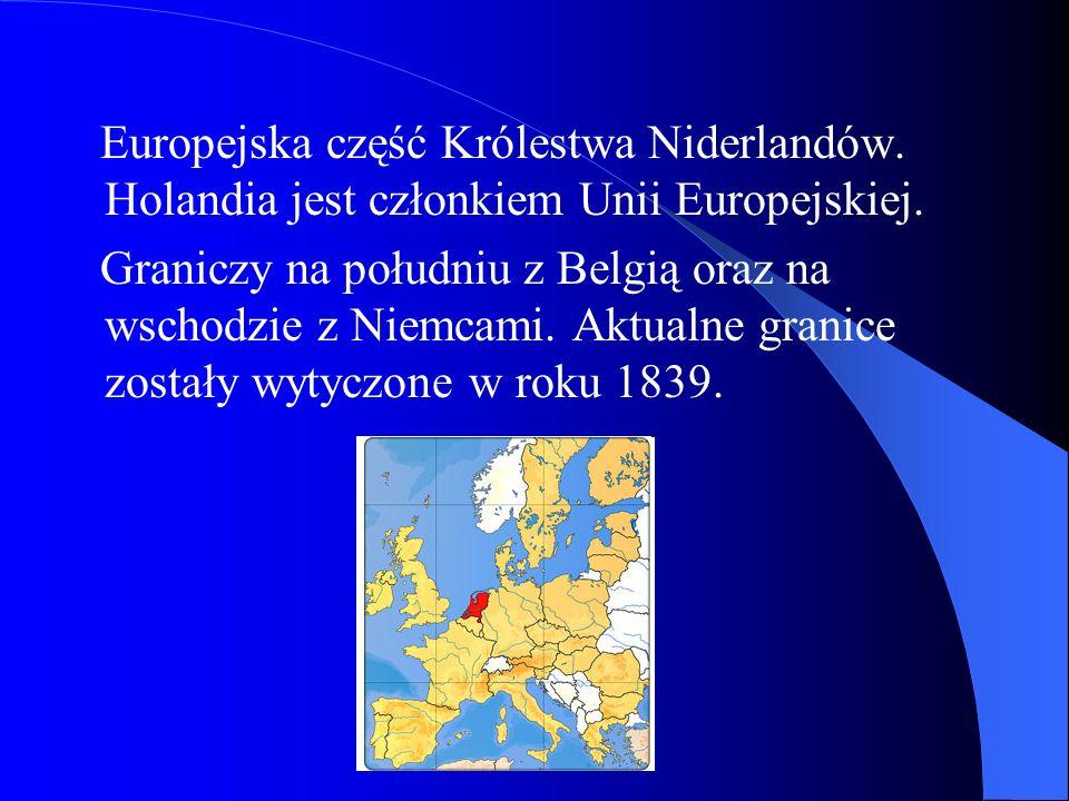 Europejska część Królestwa Niderlandów