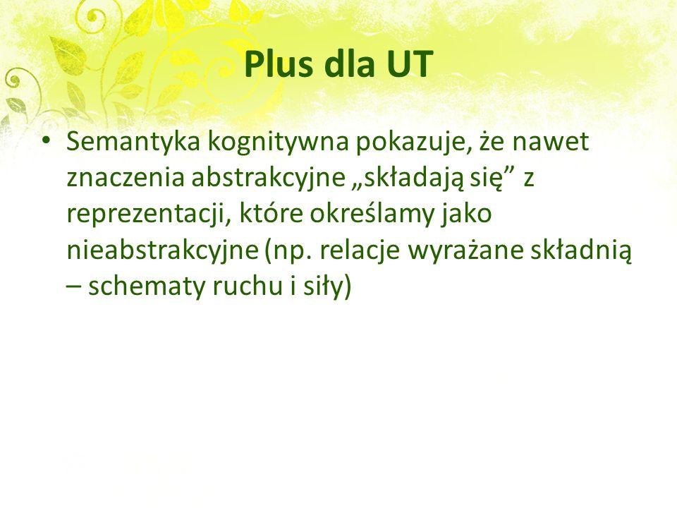 Plus dla UT