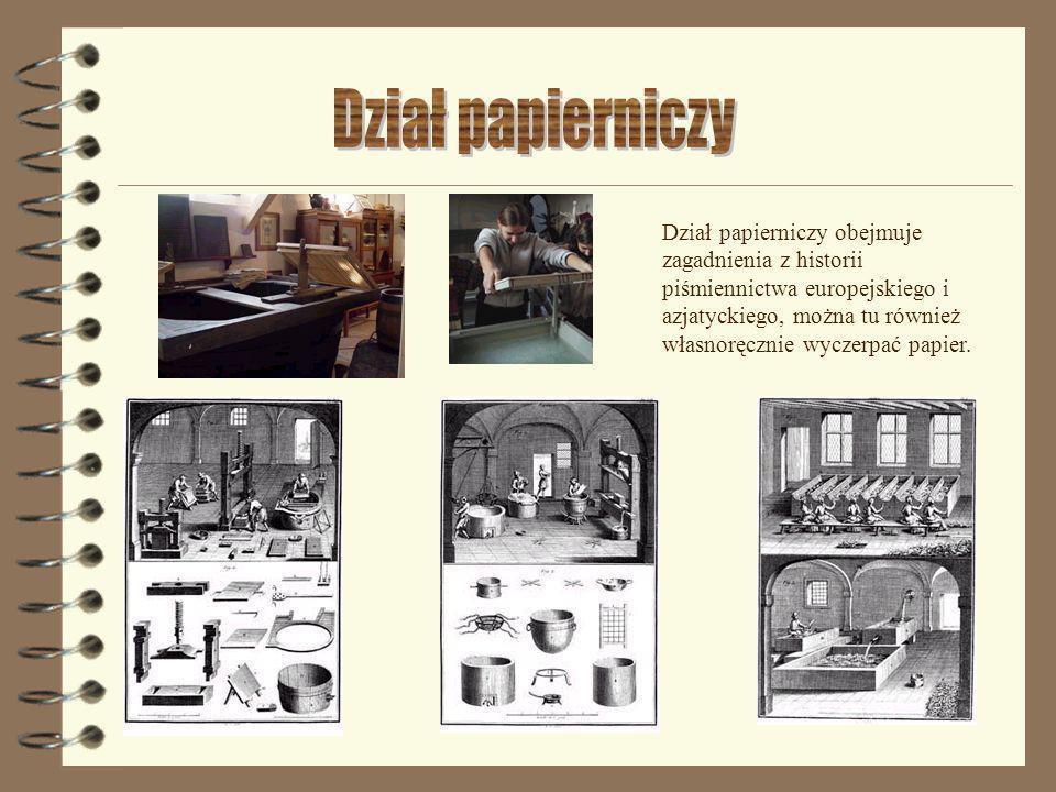Dział papierniczy