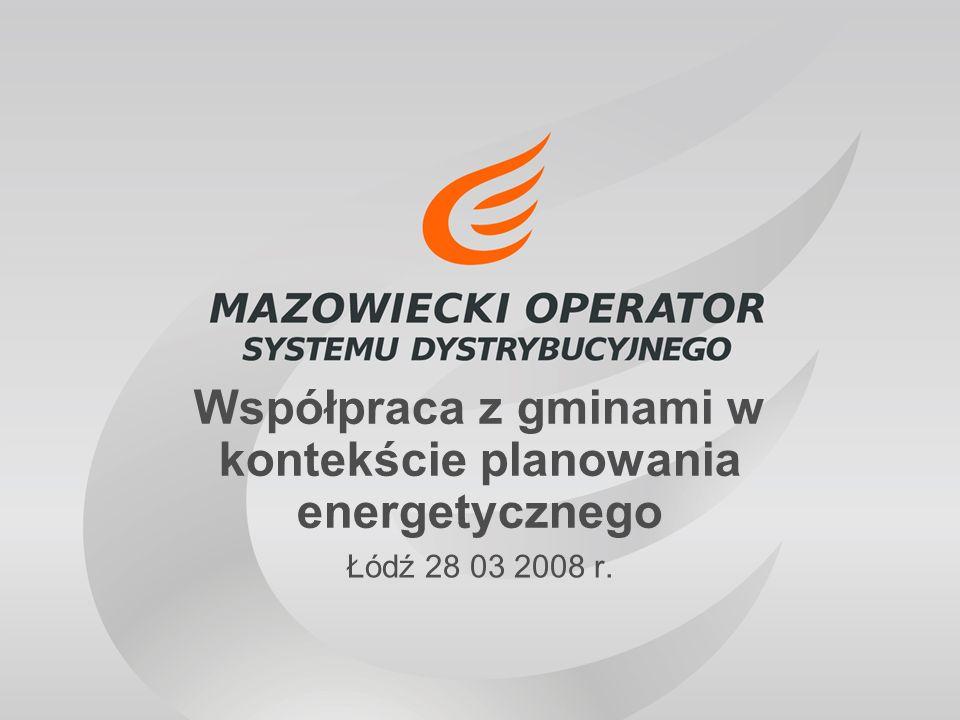 Współpraca z gminami w kontekście planowania energetycznego