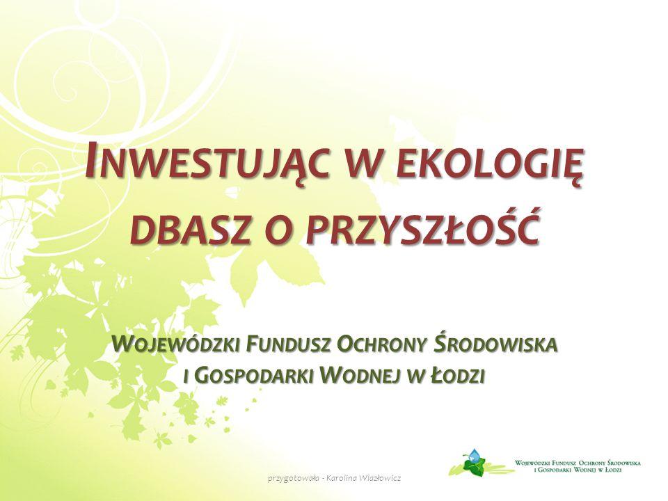 Inwestując w ekologię dbasz o przyszłość