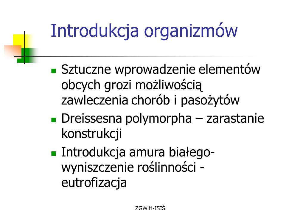 Introdukcja organizmów