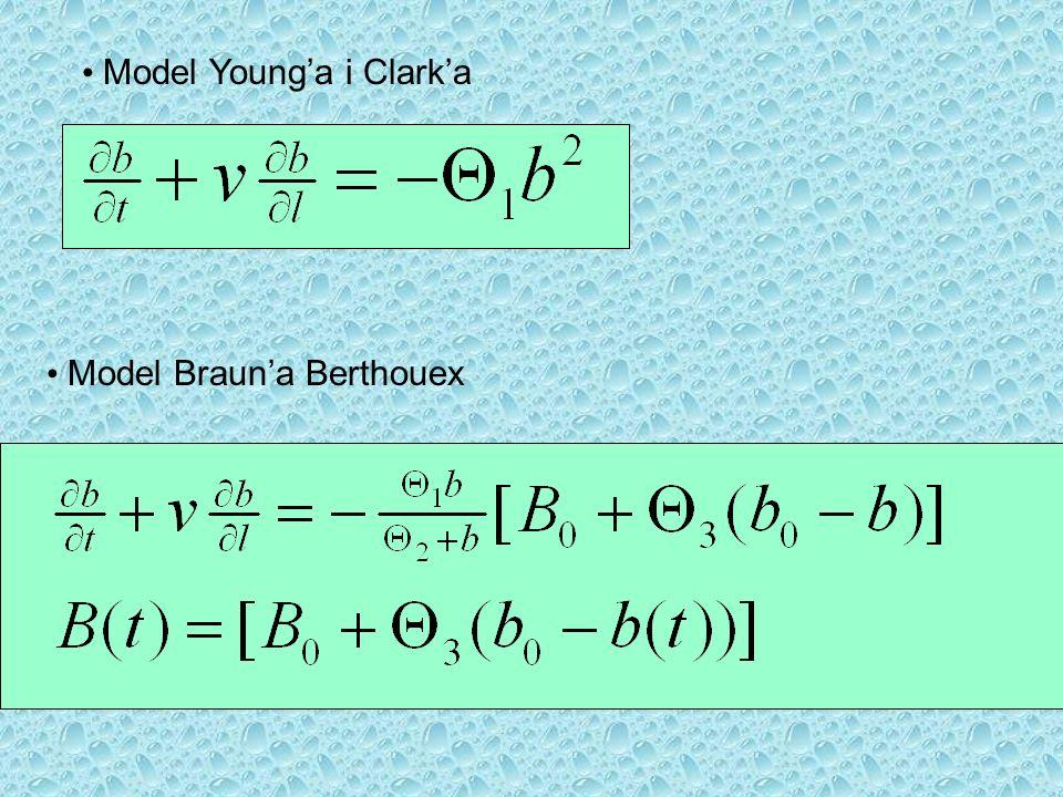Model Young'a i Clark'a
