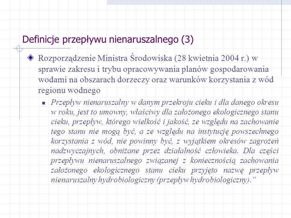 Definicje przepływu nienaruszalnego (3)