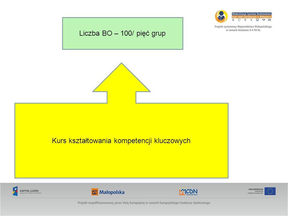 Kurs kształtowania kompetencji kluczowych