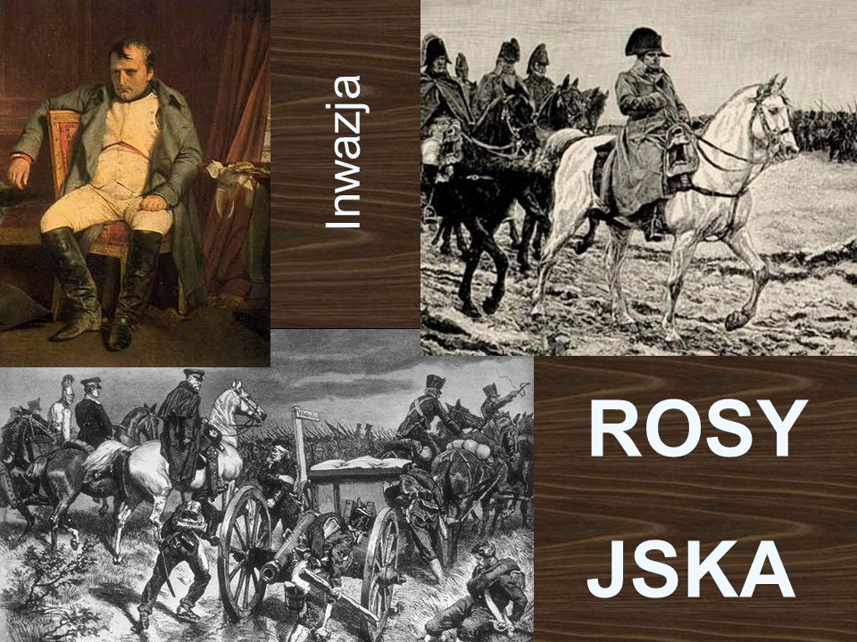 Inwazja ROSY JSKA