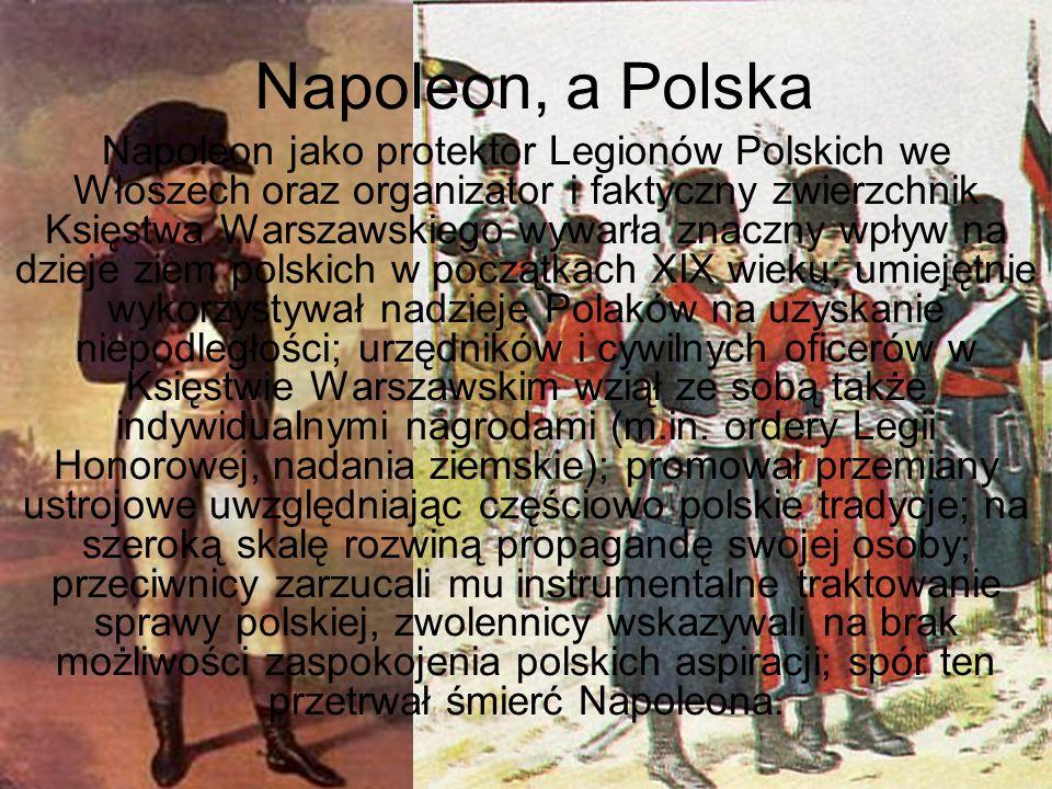 Napoleon, a Polska