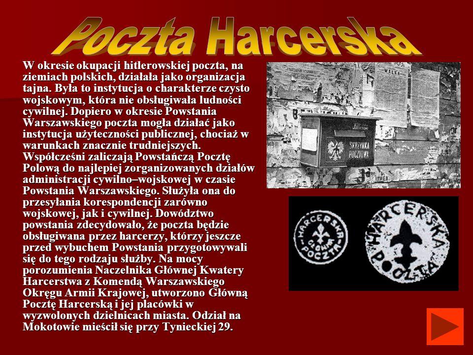 Poczta Harcerska