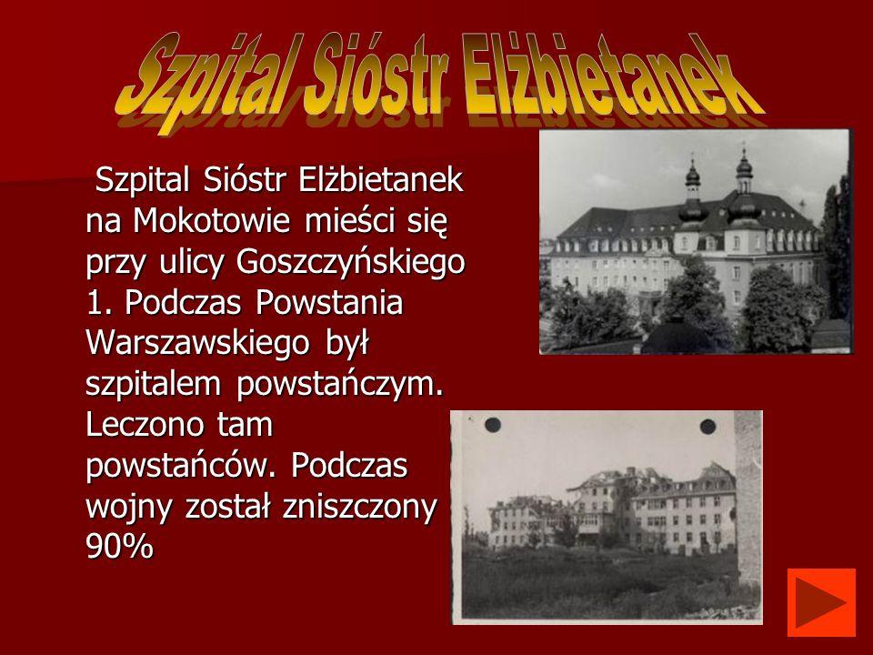 Szpital Sióstr Elżbietanek