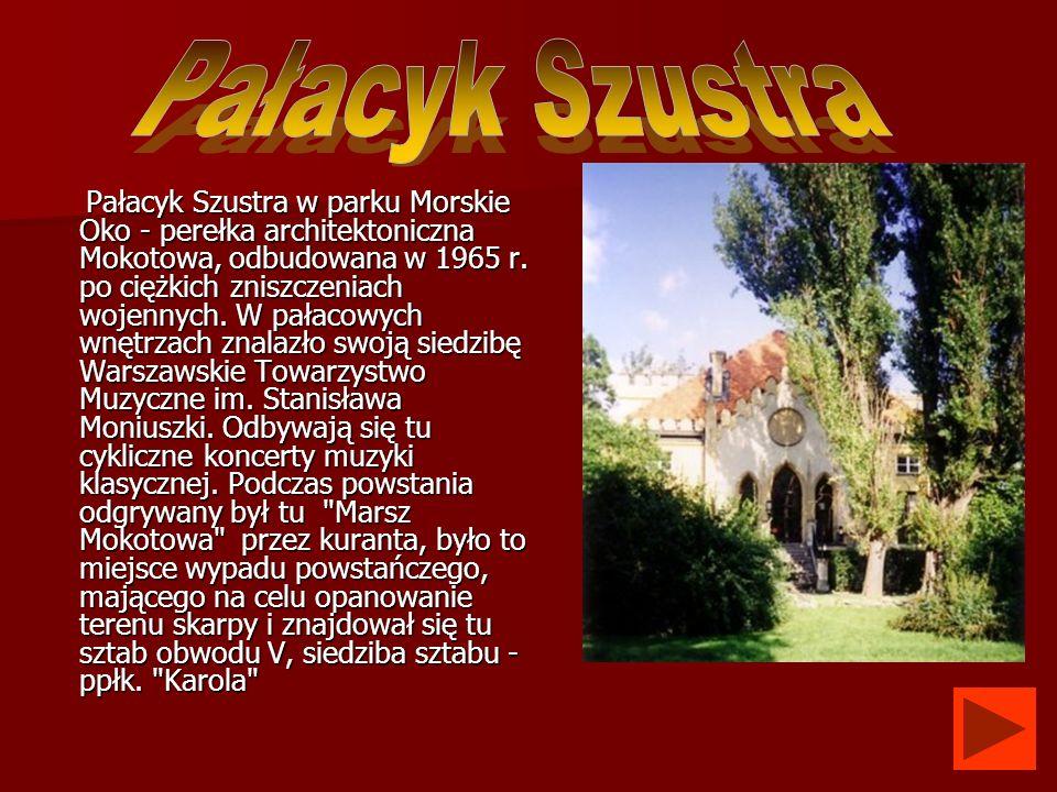 Pałacyk Szustra
