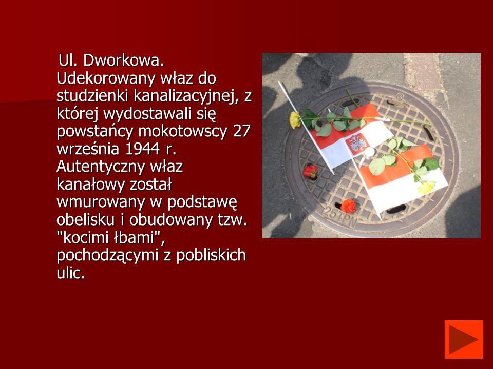 Ul. Dworkowa.