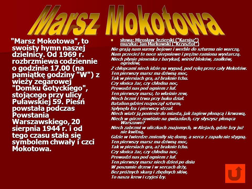 Marsz Mokotowa