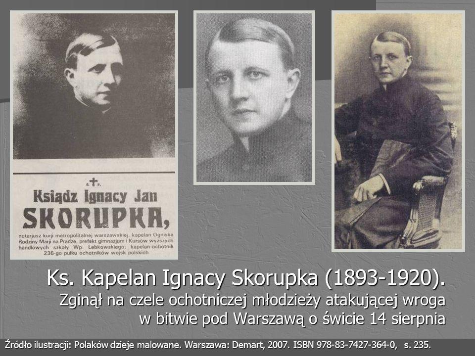 Ks. Kapelan Ignacy Skorupka (1893-1920)