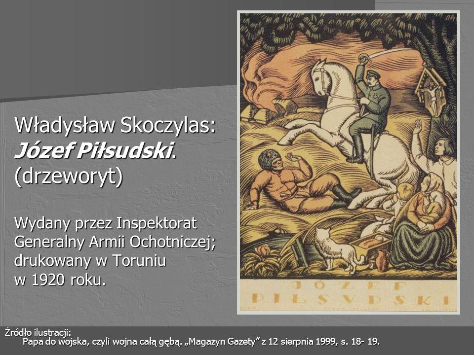 Władysław Skoczylas: Józef Piłsudski