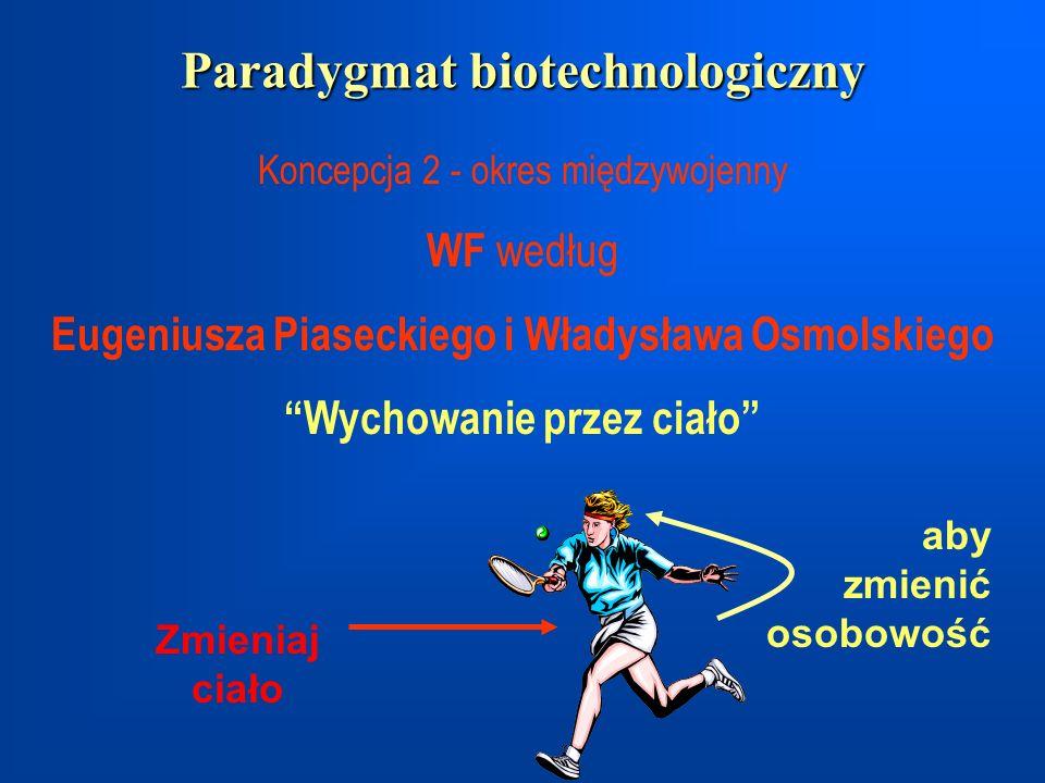 Paradygmat biotechnologiczny