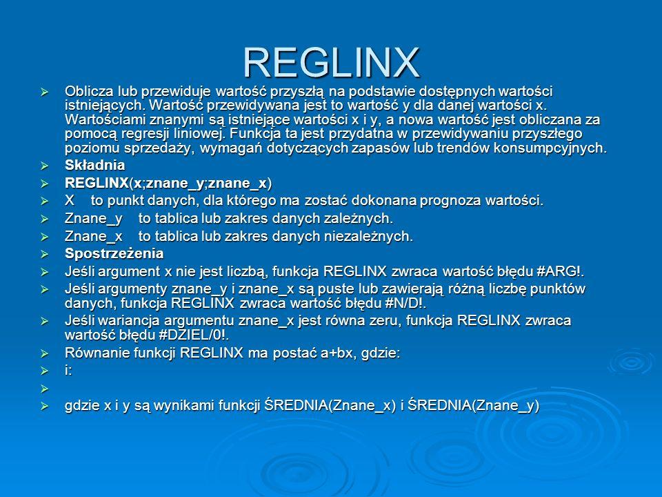 REGLINX