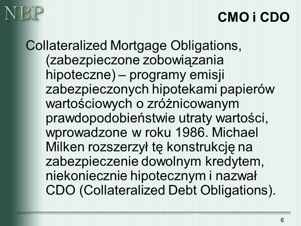 CMO i CDO