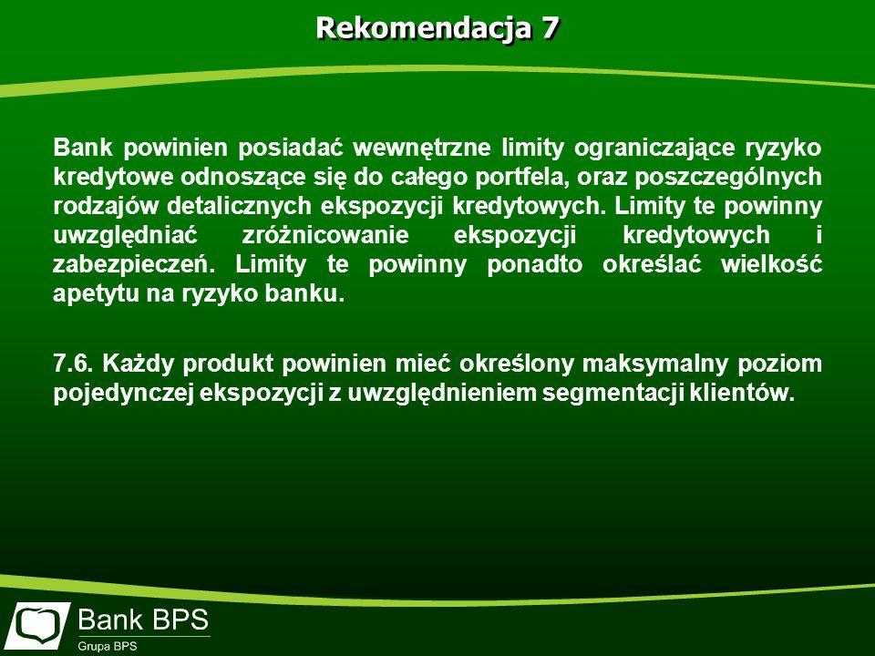 Rekomendacja 7