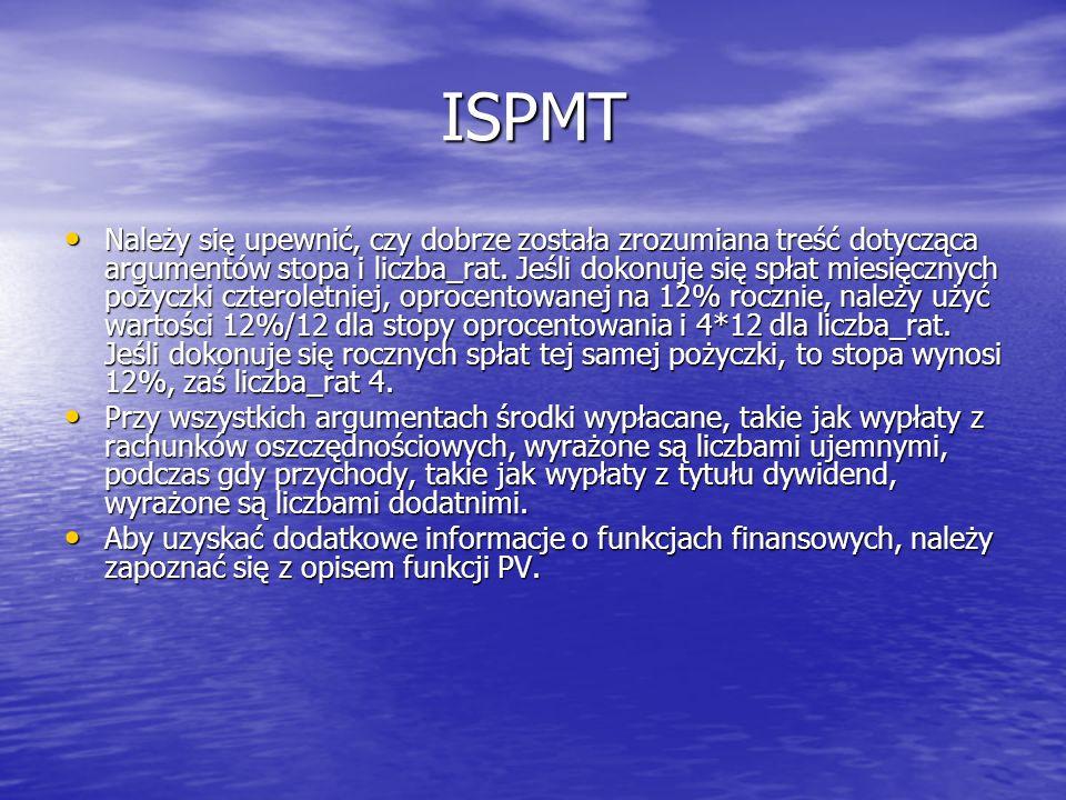 ISPMT