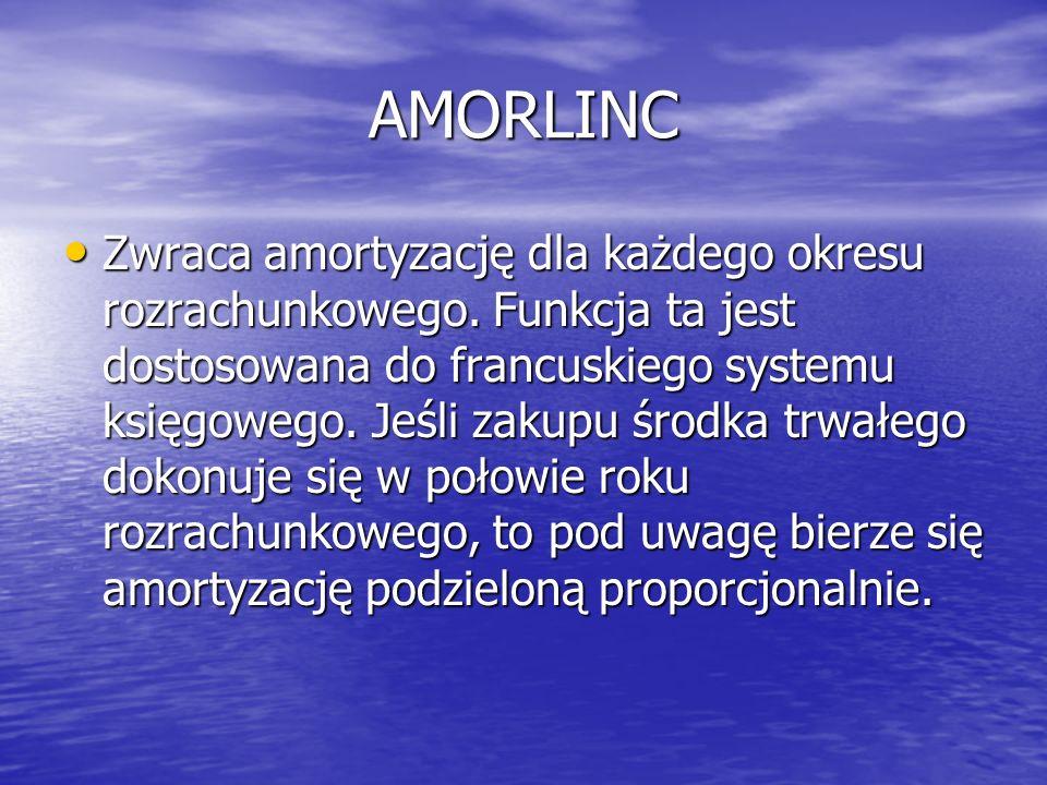 AMORLINC
