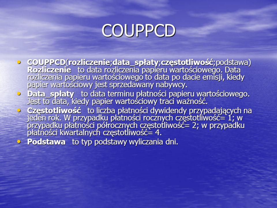 COUPPCD