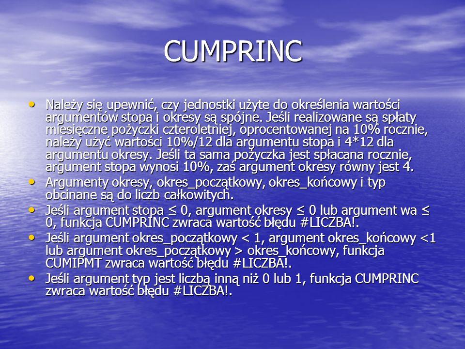 CUMPRINC