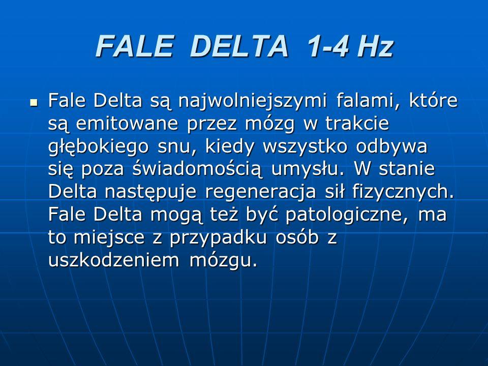 FALE DELTA 1-4 Hz
