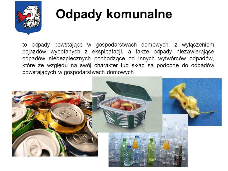Odpady komunalne