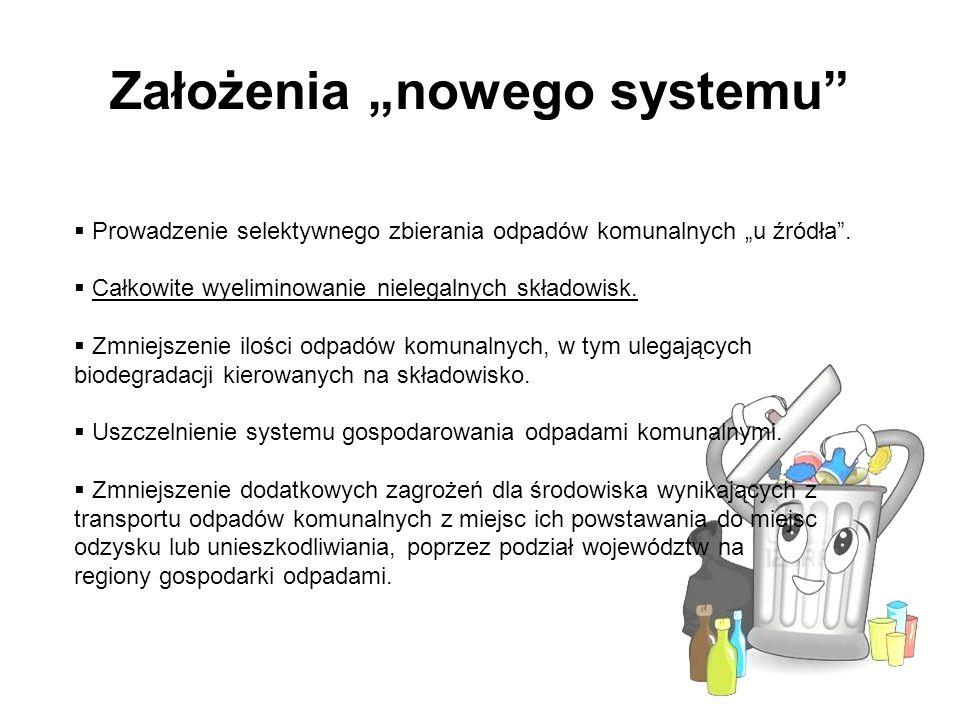 """Założenia """"nowego systemu"""