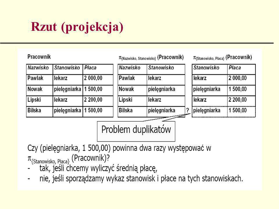 Rzut (projekcja)