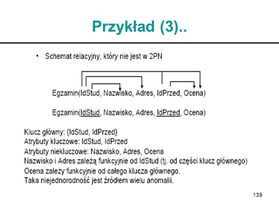 Przykład (3)..