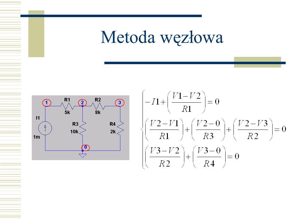 Metoda węzłowa