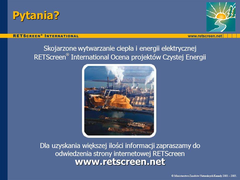 Pytania www.retscreen.net