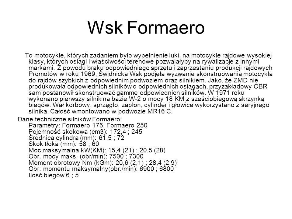Wsk Formaero