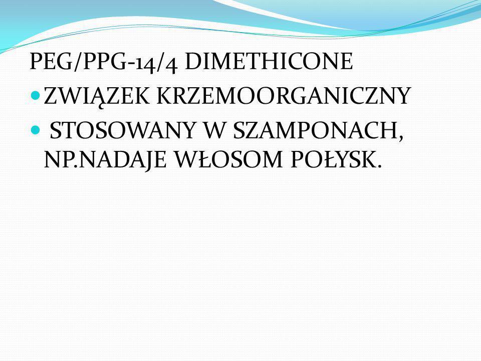 PEG/PPG-14/4 DIMETHICONE
