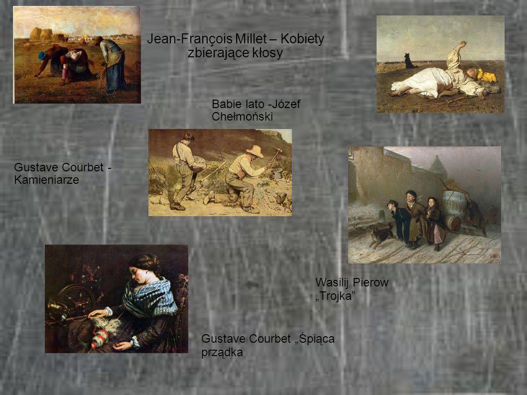 Jean-François Millet – Kobiety zbierające kłosy