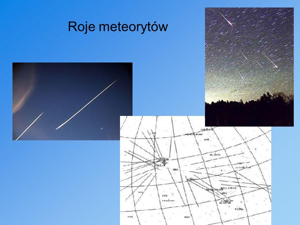 Roje meteorytów