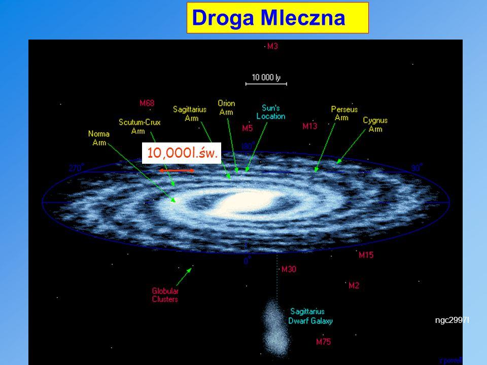 Droga Mleczna 10,000l.św. ngc2997l http://www.anzwers.org/free/universe/