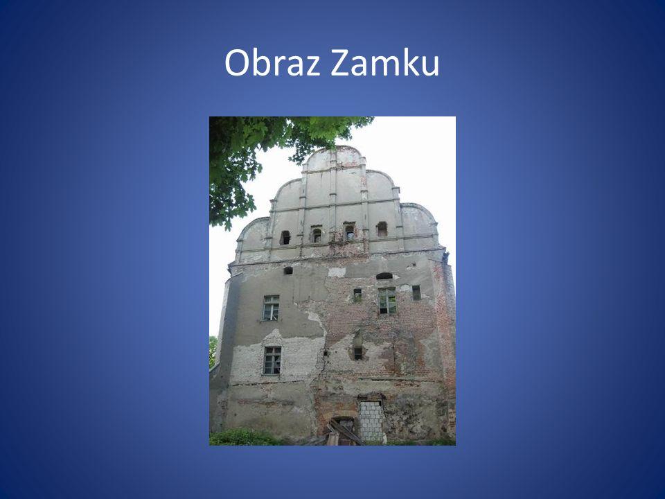 Obraz Zamku