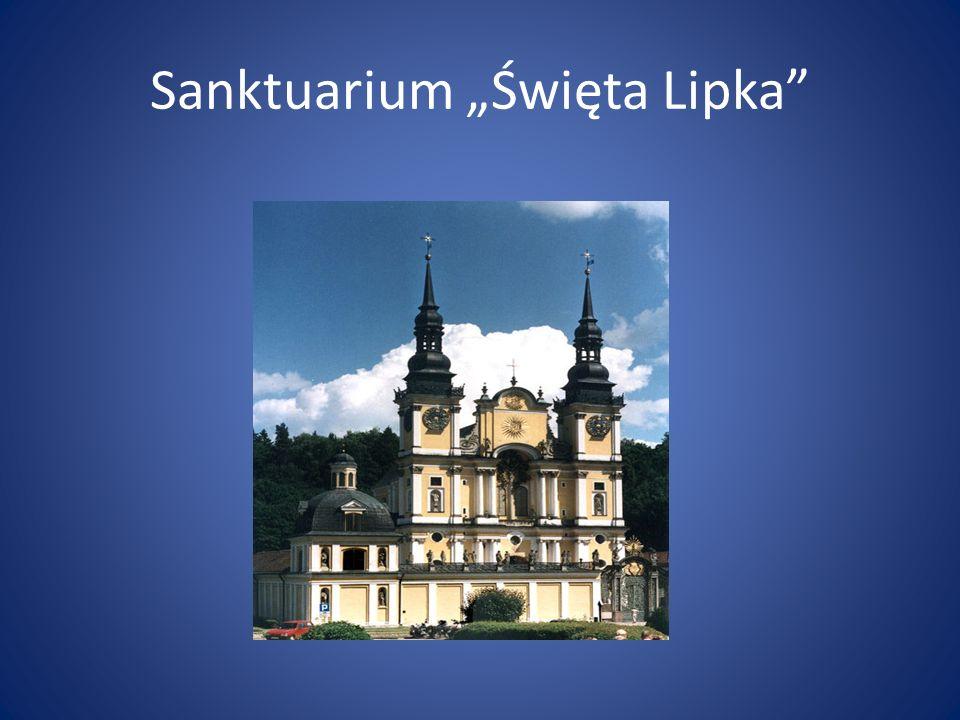 """Sanktuarium """"Święta Lipka"""