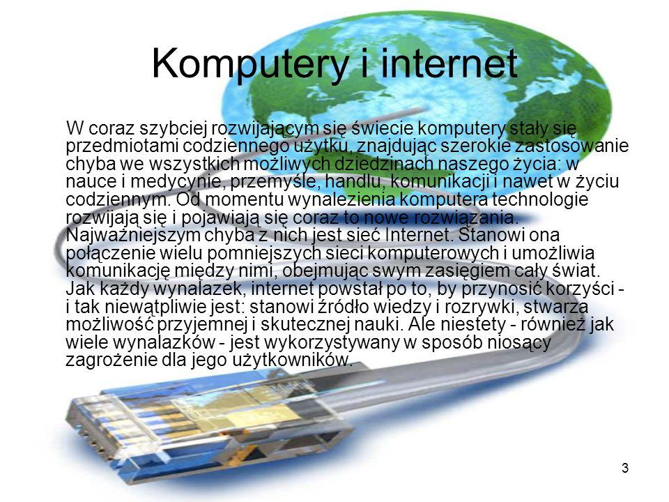 Komputery i internet
