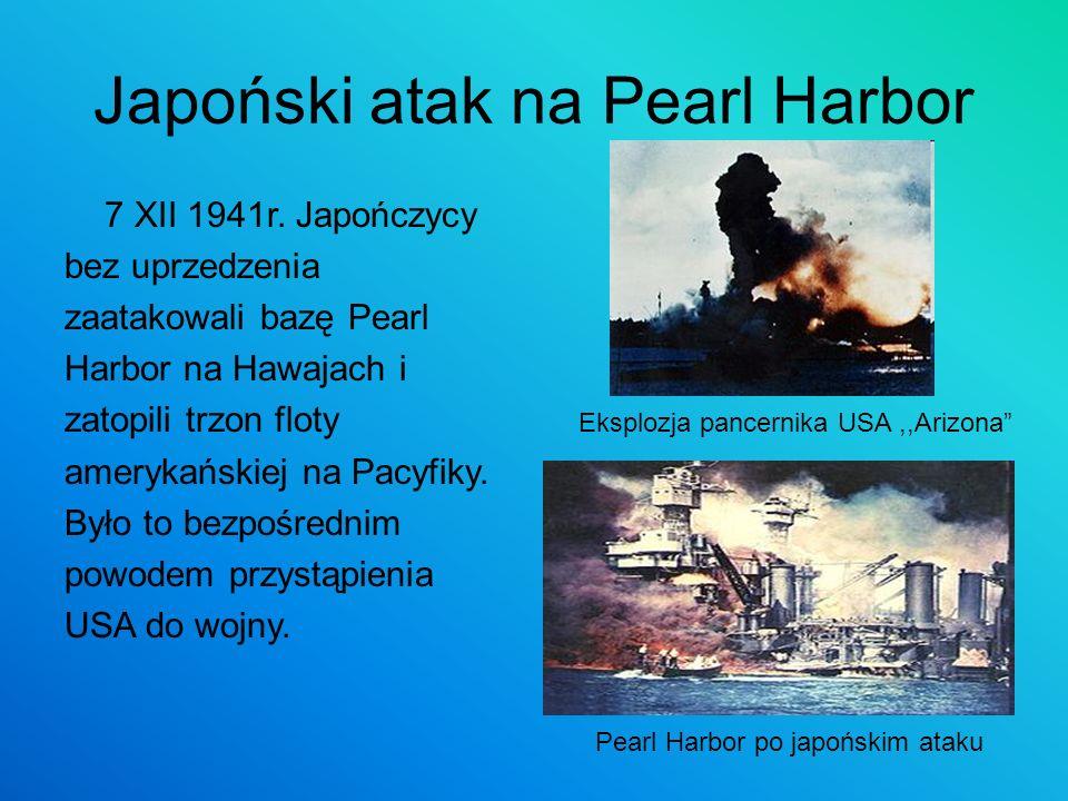 Japoński atak na Pearl Harbor