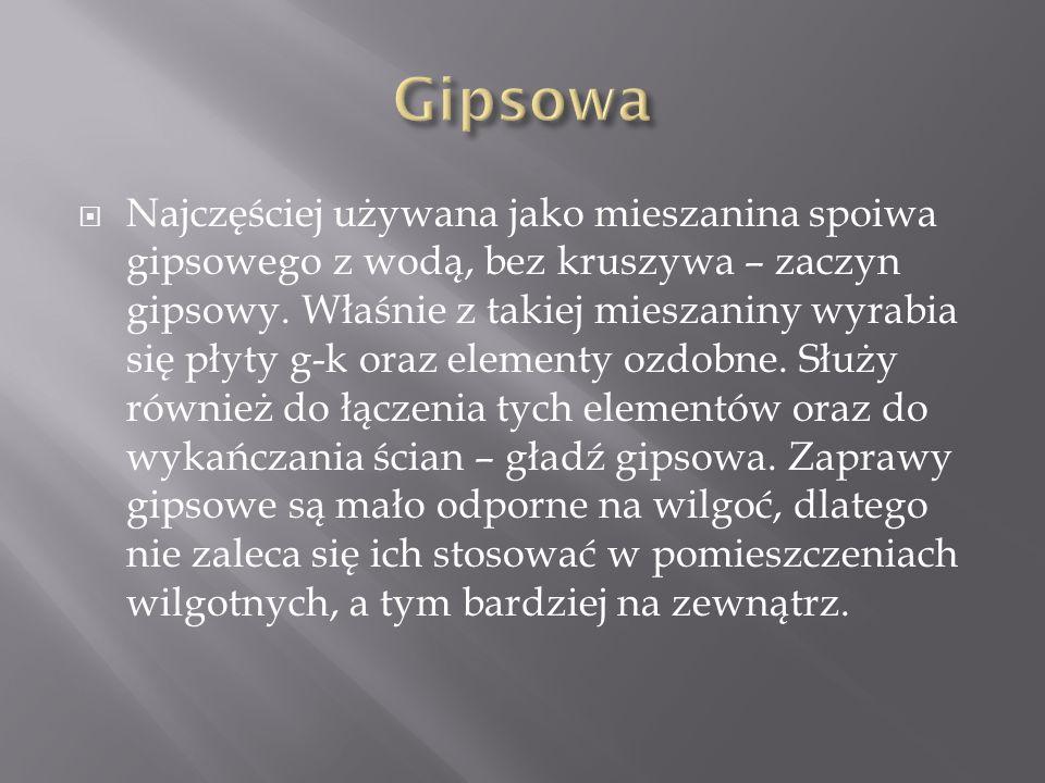Gipsowa
