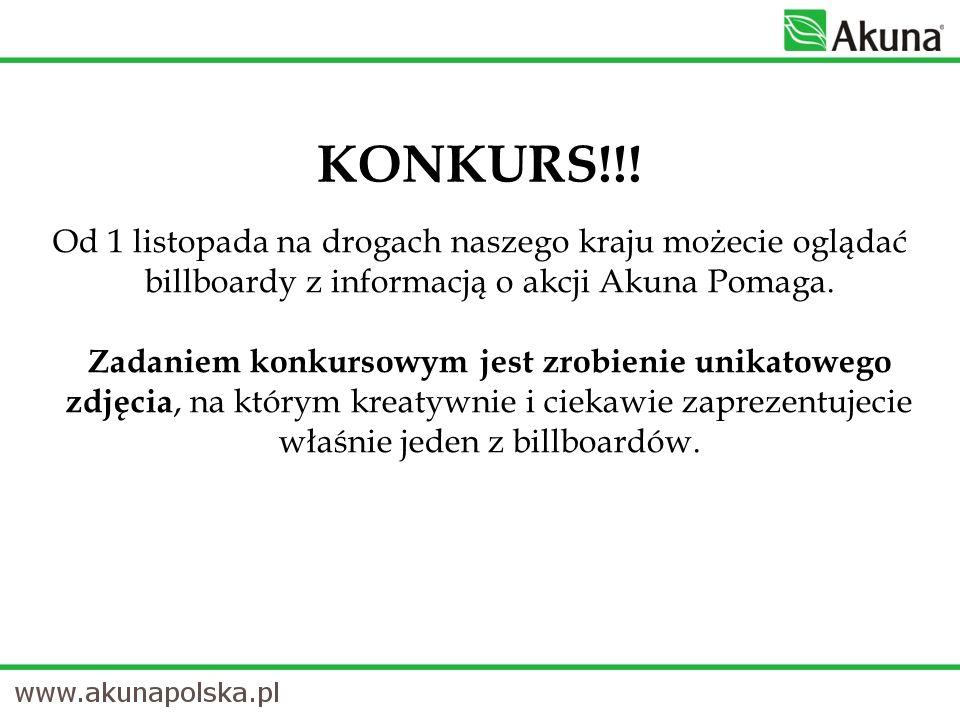 KONKURS!!!